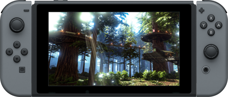 We Want ARK: Survival Evolved on the Nintendo Switch [Update] – Joy+