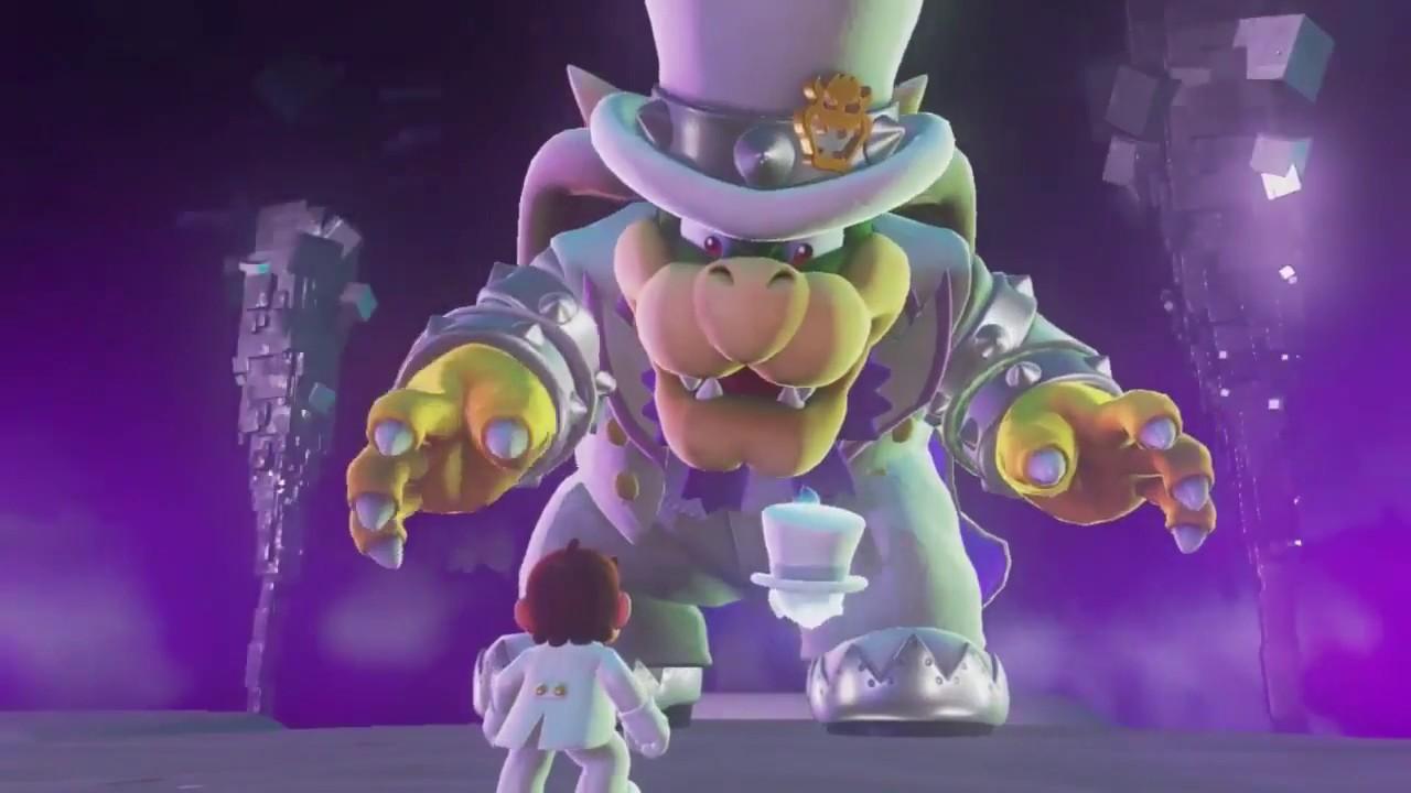 Let S Talk About Super Mario Odyssey S Ending Joy Sticks Gaming