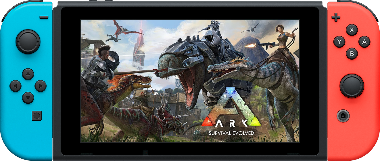 We Want ARK: Survival Evolved on the Nintendo Switch [Update